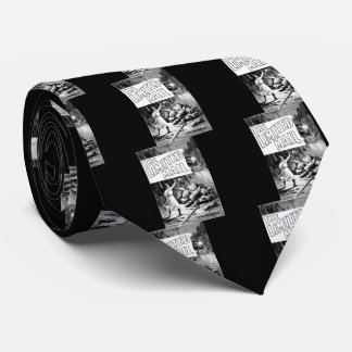 A Railroad Play-The Limited Mail 1899 Neck Tie