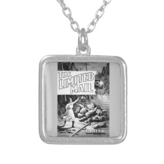 A Railroad Play -The Limited Mail 1899 Necklace