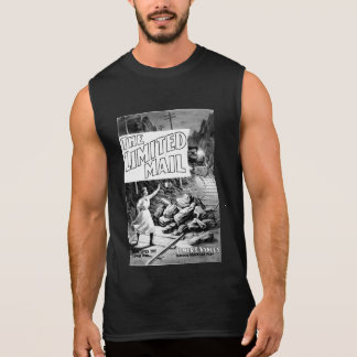 A Railroad Play-The Limited Mail 1899 Sleeveless Shirt