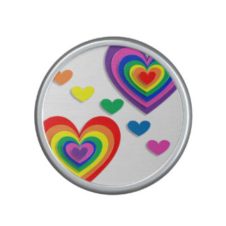 A Rainbow For My Valentine Speaker
