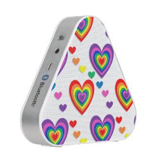 A Rainbow For My Valentine Bluetooth Speaker