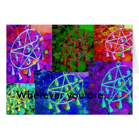 A Rainbow of My Abundance by JudyMarisa Card