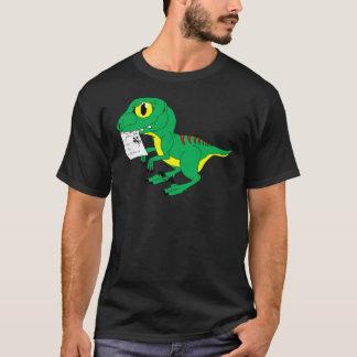 A Raptor Ate my Homework T-Shirt
