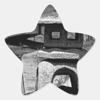 A Rare Spot of Respite and Peace Star Sticker