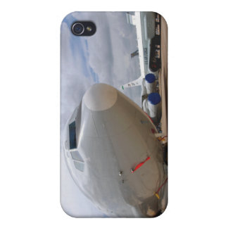 A RC-135V/W Rivet Joint aircraft iPhone 4 Cover