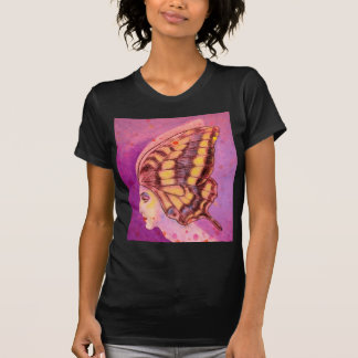 A Ready to Fly Butterfly Chapeau T-Shirt
