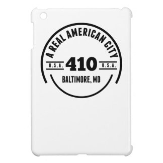 A Real American City Baltimore MD iPad Mini Cover