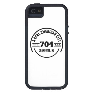 A Real American City Charlotte NC Case For iPhone 5