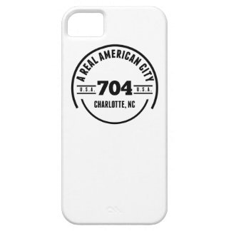 A Real American City Charlotte NC iPhone 5 Cases