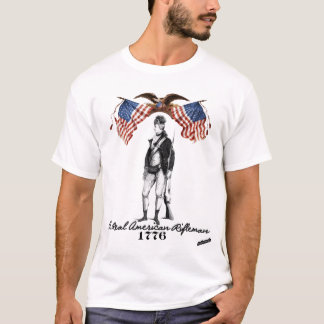 A Real American Rifleman T-Shirt
