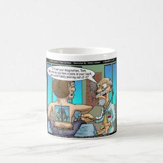 A Real Back Pain Funny Tees Mugs & Gifts Coffee Mug