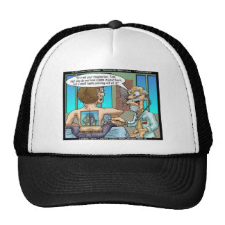 A Real Back Pain Funny Tees Mugs & Gifts Trucker Hat