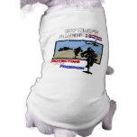 A Real Hero - Military Pet T Shirt