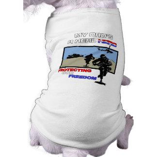 A Real Hero - Military T-Shirt