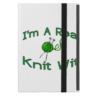 A Real Knit Wit iPad Mini Covers