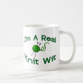 A Real Knit Wit Mugs