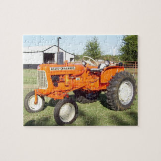 A Real Man's Machine - 1967 Allis-Chalmers Puzzle