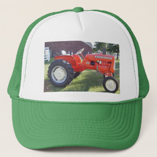 A Real Man's Machine - 1967 Allis-Chalmers Tractor Trucker Hat