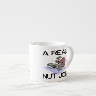 A Real Nut Job Squirrel Espresso Cup