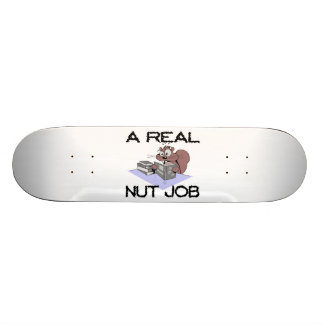 A Real Nut Job Squirrel Skate Boards