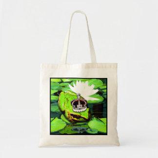 A Real Prince Budget Tote Bag