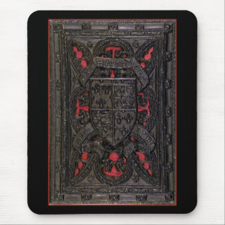 A Record of the Black Prince Mouse Pad