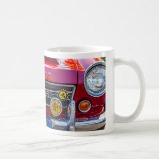 A red Datsun 2000 Coffee Mug