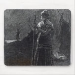 A Red River Colonist, 1878 Mouse Pad