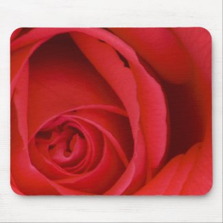 A Red Rose For You Mousepad
