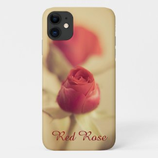 A Red Rose for your Sweetheart... iPhone 11 Case