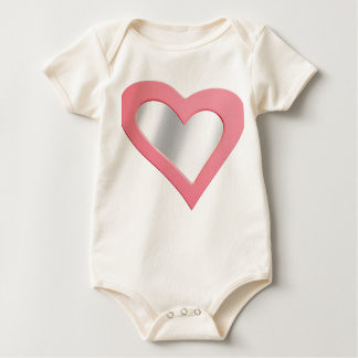 A reflection of you... baby bodysuit