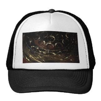 A refreshing glass of wine. trucker hat
