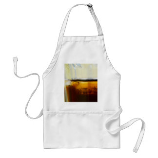 A Refreshing Iced Drink Adult Apron