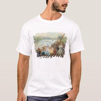 A Regatta at Asnieres during the Second Empire T-Shirt