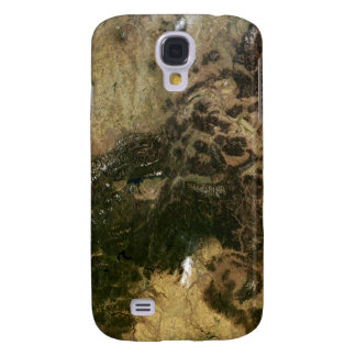 A relatively clear day samsung galaxy s4 case