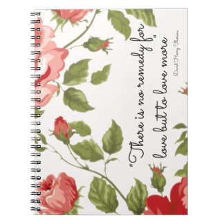 A Remedy for Love Notebook