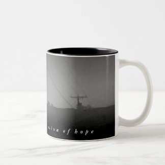A renewed revolution of hope mug