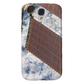A repaired solar array galaxy s4 case