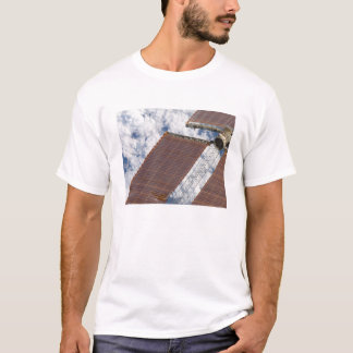 A repaired solar array T-Shirt