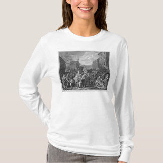 A Representation of the March of the Guards T-Shirt