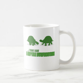 A Reptile Disfunction Coffee Mug