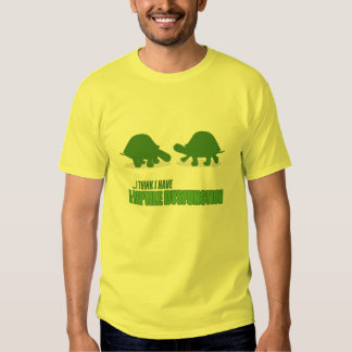 A Reptile Disfunction T-Shirt