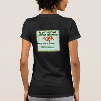 A Reptile Dysfunction Tee Shirts