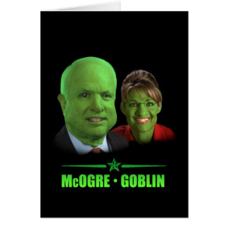 A Republican Halloween! Greeting Cards