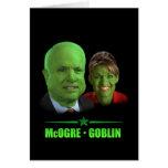 A Republican Halloween! Greeting Card