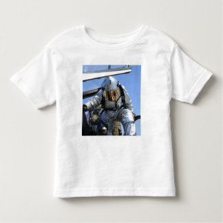 A rescue drill is performed on the flight deck toddler t-shirt
