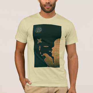 A rest T-shirt