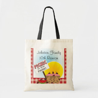 A Reunion | Picnic in the Park | Any Occasion Tote Bag