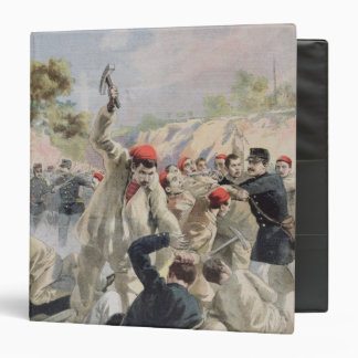 A Revolt of French Anarchists in Guyana Binder