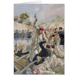 A Revolt of French Anarchists in Guyana Card